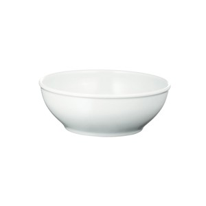 西海陶器 波佐見焼 「コモン」 ボウル 皿 150mm ホワイト 13226