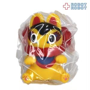 メディコムトイ VAG シリーズ11 イヌハリゴン 黄色