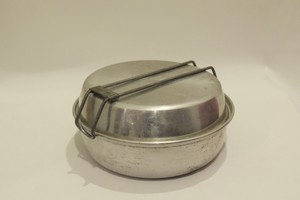 USED Bulldog Brand Hotton Meskit Cooker made in England 01074