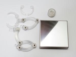 ねんどろいどどーる  台座 (共通)※金属部分の接着が機能しておりません。仕様です