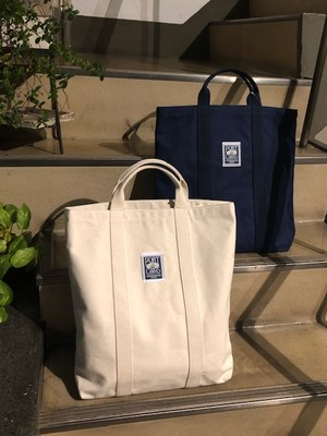 "PORT CANVAS   ""縦型 CANVAS TOTE BAG"""