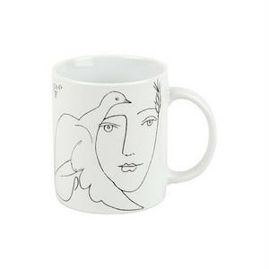 Picasso Le Visage ピカソ フェイス マグカップ / KONITZ