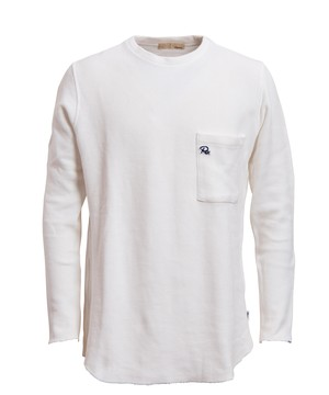 Re: WAFFLE KNIT LONG SLEEVE[REC229]