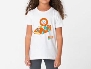 【先行予約受付中】DRIVE SUNDAY 2019 オリジナルキッズTシャツ