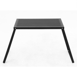 auvil オーヴィル / ブラック ガーデンテーブル【高さ480㎜】