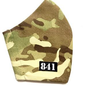 【841迷彩マスク】MTP イギリス軍 実生地立体マスク