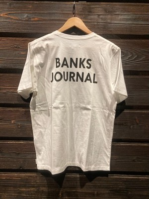 Banks Journal  JOURNAL O.White  Mサイズ  SMTS0103