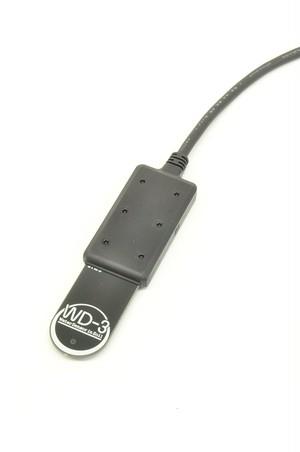 携帯型土壌水分・温度・EC測定機 WDR-1-3WET