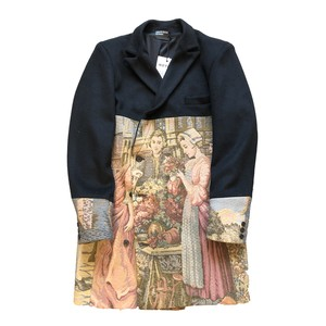 "ENFANTS RICHES DÉPRIMÉS ""ARCANE T APESTRY"" LONG COAT"
