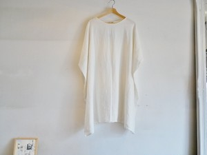SQUARE ONEPIECE LINEN100%