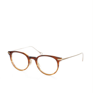EnaLloid:エナロイド 《No.33 col.117》眼鏡 ウエリントン コンビネーション