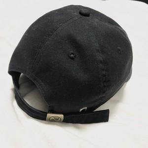 LOGO CAP  /  black×white
