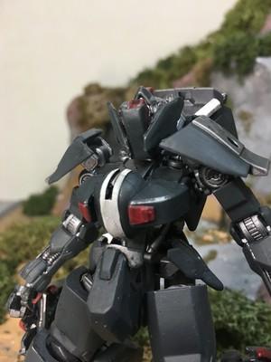 人型兵器-【正規軍エース機イメージ】
