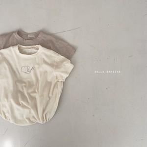 bella bambina / babyエレファントスーツ