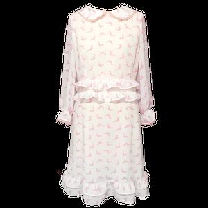 RIBBON DRESS  リボンドレス