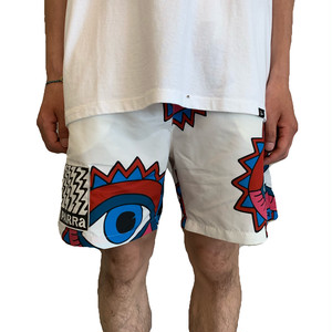 Eye Open Shorts 【by parra】