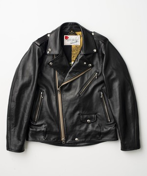 SEVESKIG / COWHIDE RIDERS JACKET