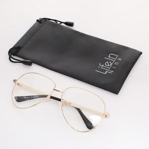Teardrop Glasses / GD