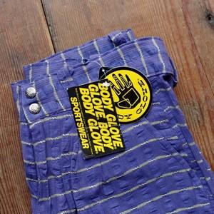 NOS 1980-90s BODY GLOVE Cotton Shorts W31 / デッドストック ボディーグローブ ステッカー付き ショートパンツ