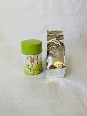 《2021新茶》日本平 100g缶入