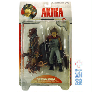 マクファーレン アキラ 鉄雄 Akira アクションフィギュア