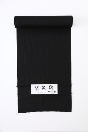 きもの / 米沢織 / シルクサッカー / Black(With tailoring)