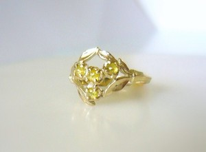 4Diamond Mimosa RingⅠ