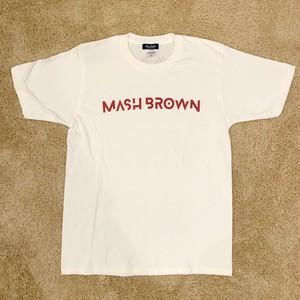 ロゴTシャツ(WHITE)