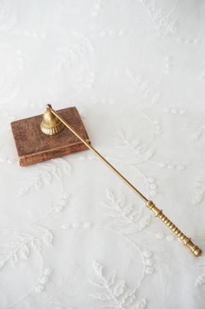 シンプルデザイン 真鍮製 スナッファー
