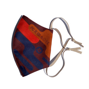 ORIGINAL FABRIC MASK / ORANGE