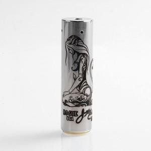 ROGUE USA Mech Mod by J. Mark Designs【CLONE】【Stainless】