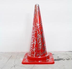 Vinnie Nylon/Cone (RED)
