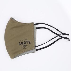 rootsマスク(オリーブ)