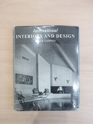 international INTERIORS AND DESIGN/CLIVE CARNEY