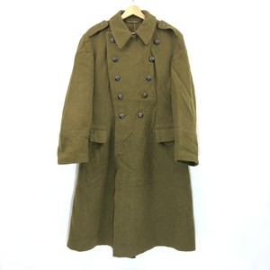 Dead Stock【Romanian Army】WOOL LONG COAT