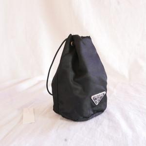 """PRADA """"mini"""" Drawstring Bag"""