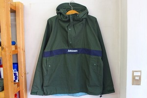 Alltimers JACK ANORAK JACKET [GREEN]