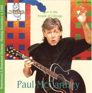 PAUL McCARTNEY / Live in the People of Chicago