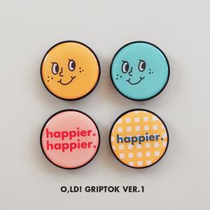 [LA-16] [OH,LOLLY DAY!] グリップトック (全4種)