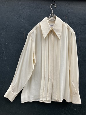 CHANEL Silk Blouse #03