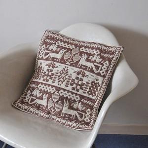 クッションカバー ヤノフ村の織物 (sa-2628)