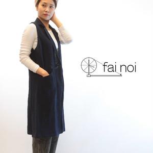 fainoi ロングジレ(34-EN-101)