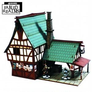 Halgar's Blacksmith 28S-FAR-114