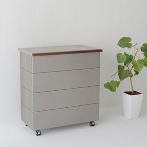 PA-1N/ゴミ箱(45L×2)     トラッシュボックス