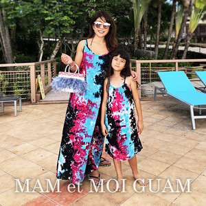 Mam Set Tie-dye Camisole dress