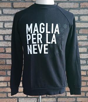 MAGLIA(マリア) スウェット NEVE ブラック