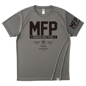 Dry T-Shirt / MFP / Dark Gray