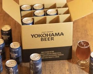 【缶ビール】 横浜ラガー 350ml  24本セット/YOKOHAMA LAGER