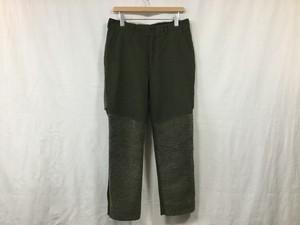 "semoh""switching  boa pants grass green"""