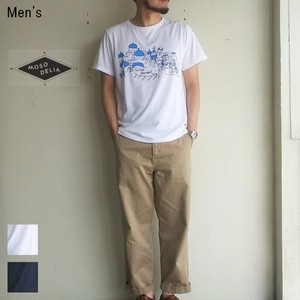 MOSODELIA クールマックスプリントT The Most Beautiful Thing 17SS-T-002 (WHITE)